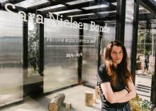 Sara Nielsen Bonde är 2019 års mottagare av Fredrik Roos stipendium