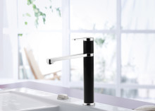 Design or function? Preferably both! Kitchen taps from Villeroy & Boch