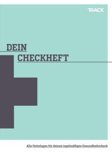 Track Checkheft - Ansicht