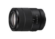 Sonylta uusi tehokkaasti suurentava 18-135 mm F3.5-5.6 APS-C Zoom -E-bajonettiobjektiivi