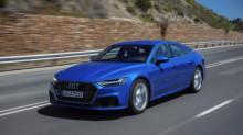 Bridgestone Turanza T005  är däckvalet för nya Audi A7