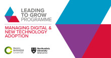 Newcastle Business School awarded Government funding to help microbusinesses use tech to grow