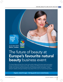 Natural Beauty News - Natural Beauty & Spa preview