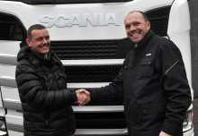 Truck of the Year til Carvi Transport