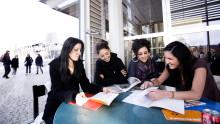 Fler söker utbildning vid Mittuniversitetet