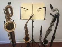 Daniel Gahrton Nya Takter - Jazz på Hellsten
