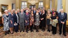 Vardagshjältar hyllades på residenset i Göteborg