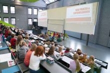 Kinderuniversität der TH Wildau feierte 2019 erfolgreich 15-jähriges Jubiläum – Weit über 1.000 Kinder an 5 Samstagen dabei