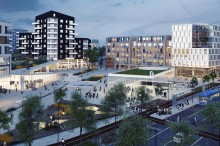 Järfälla avtalar om tidig markanvisning med ankarbyggbolag i Barkarbystaden