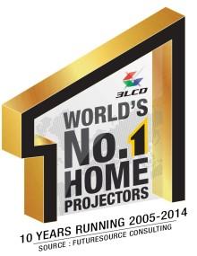 """เอปสันตอกย้ำ """"ที่หนึ่ง"""" โปรเจ็กเตอร์ ครองแชมป์ผู้นำตลาดโปรเจ็กเตอร์อันดับ 1 ของโลก 15 ปีซ้อน"""