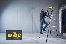 Wibe Ladders lanserer ny profftrapp - 90P
