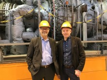 Göteborg Energi and Siemens in cooperation for fossil-free cogeneration