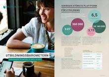 Har du fått årets Utbildningsbarometer?