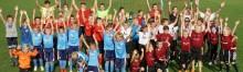 """""""Fussballkids for Kids"""" - 5. Bärenherzcup des SV 1863 Belgershain"""