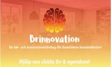 Brinnovation – Sveriges största innovationstävling inom brandsäkerhet