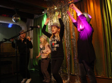 Fira Februarilovet på Kulturhuset Barbacka!