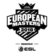 ESL presents League of Legends European Masters 2018