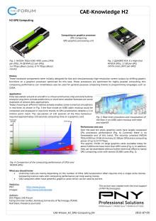 GPU Computing EN