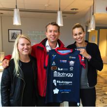 Verisure satsar på Linköpings FC – unikt samarbete ska leda till rekrytering