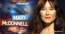 FedCon 2018: Battlestar Galactica-Star Mary McDonnell kommt nach Bonn!