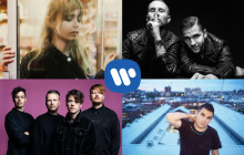 ​Warner Music Friday - God helg!
