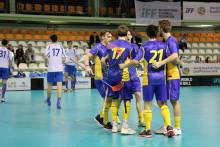 Sverige vann mot Slovenien med 23-1 i sin tredje gruppspelsmatch och är klara för VM i Prag.
