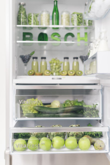 Bosch VitaFresh ger grönsaker längre livslängd