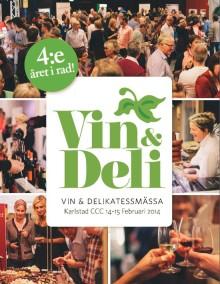 WineWorld till Vin&Deli i Karlstad!