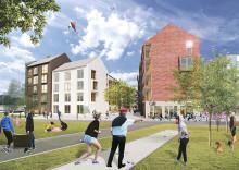 Detaljplanen för Järnvägsparken i Väsby har vunnit laga kraft