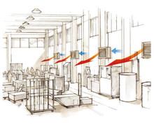 Hallitilat lämpimiksi uudella Mitsubishi Electric ilmalämpöpumpulla