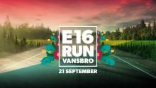 E16 Run inviger nya vägsträckan mellan Hulån och Vansbro