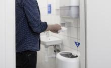 Ängelholm först i Sverige att återvinna pappershanddukar på skolor