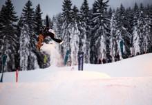 Norgescup i slopestyle i Varingskollen