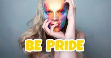 Sminktips och kärleksband i fokus när Butterick's goes Pride