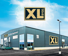 XL-BYGG fortsätter utmana konkurrenterna