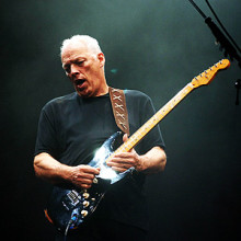 FENDER® CUSTOM SHOP - DAVID GILMOUR SIGNATURE SERIES STRATOCASTER®