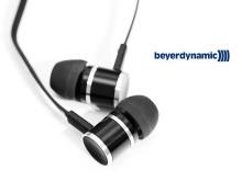 Designet er sofistikeret og lydkvaliteten er i top på den nye DX earphone serie fra beyerdynamic
