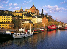 Win a trip to Stockholm