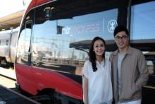 MTR visar upp Göteborg för miljontals Hongkong-bor
