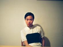 Nhu Duong i samarbete med Smart Textiles