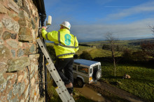 EE launches 4G home broadband antenna to connect more than 35,800 homes across Yorkshire and the Humber