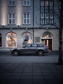 Volvo V90 Cross Country stjärna på Stockholm Lifestyle