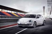 Nya Volkswagen Beetle – prissatt och beställningsbar