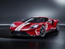 Ford GT:n tuotantoa jatketaan suuren kysynnän vuoksi