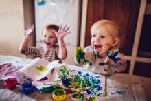 Bedre innemiljø i svanemerkede barnehager