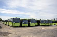 Iveco Bus med sin største leveranse i Norge