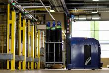 AGA storsatsar i finska Riihimäki – nyinvigde världens modernaste fyllningsanläggning för gasflaskor
