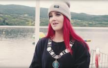 TaValget 2019: Youtuber Nellie er ordfører for en dag