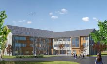 Härryda kommun väljer Tyréns gestaltningsförslag för ny skola