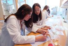 Unga Forskare & Sveriges unga forskningslandslag till Four PR